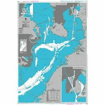 3848 Tampa Bay Admiralty Chart
