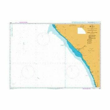 3870 Chamais Bay to Port Nolloth Admiralty Chart