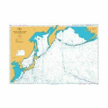 4053 North Pacific Ocean - North Western Part Admiralty Chart