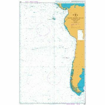 4062 South Pacific Ocean - Eastern Part Admiralty Chart
