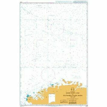 4064 Marie Byrd Land to SW Pacific Basin Admiralty Chart