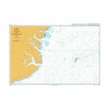4113 Greenland and Norwegian Seas Admiralty Chart