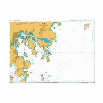 4126 Port Shelter Admiralty Chart