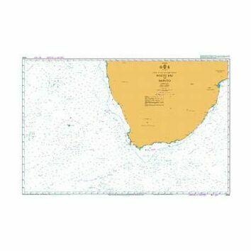 4204 Walvis Bay to Maputo Admiralty Chart