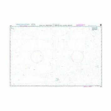 4208 Ilha da Trindade to Tristan da Cunha Group Admiralty Chart
