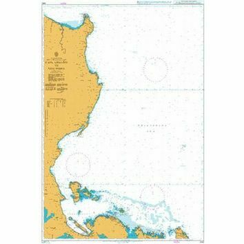 4412 Cape Engano Yog Point Admiralty Chart