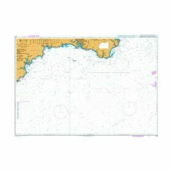 442 Lizard Point to Berry Head Admiralty Chart