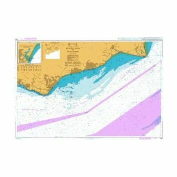 536 Beachy Head to Dungeness Admiralty Chart