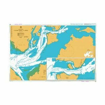 623 Tagrin Point to Pepel Admiralty Chart