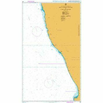 632 Hollandsbird Island to Cape Columbine Admiralty Chart