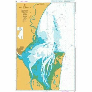 644 Baia de Maputo Admiralty Chart