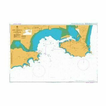 7 Aden Harbour and Approaches Admiralty Chart