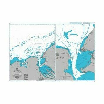 701 Approaches to Baie de Bombetoke Admiralty Chart