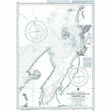 704 Nosi Shaba (Nosi Beroja) to Moramba Bay including Narendri Bay Admiralty Chart