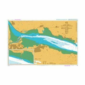 737 River Forth - Rosyth to Kincardine Admiralty Chart