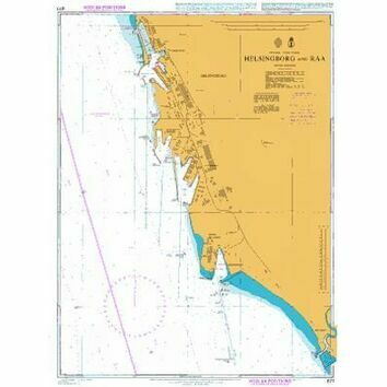 877 Helsingborg and Raa Admiralty Chart
