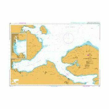 901 Aabenraa Fjord Admiralty Chart