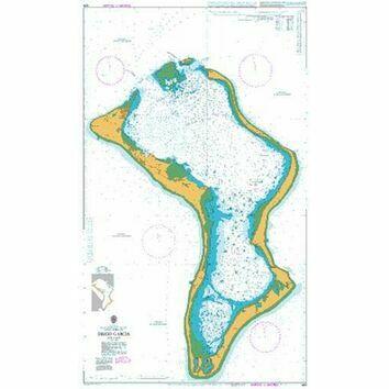 920 Diego Garcia Admiralty Chart