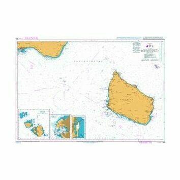 958 Bornholmsgat Admiralty Chart