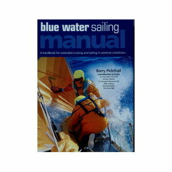 Blue Water Sailing Manual (fading to sleeve)