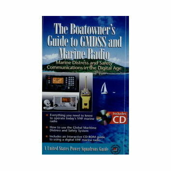 Boatowner\'s Guide to GMDSS & Marine Radio
