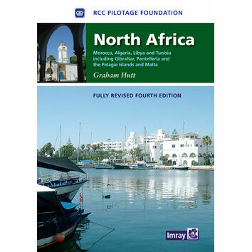 Imray North Africa Cruising Guide (4th Edition)