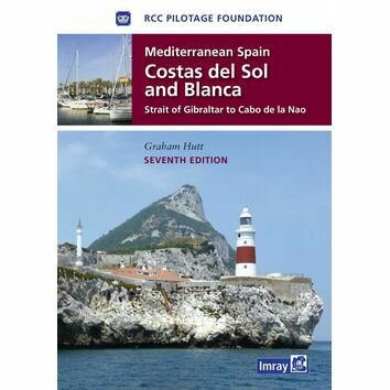 Imray Costas Del Sol & Blanca Cruising Guide