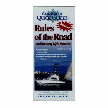 Captain\'s Quick Guides - Rules of the Road