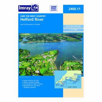 Imray Chart 2400.11 Helford River