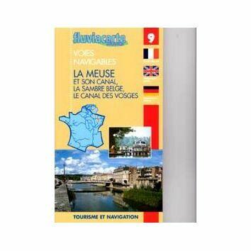 Fluviaicarte No. 9. La Meuse