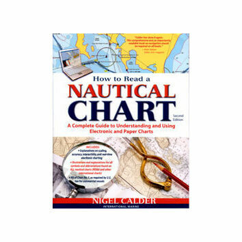 How to read a Nautical Chart 2nd Edition