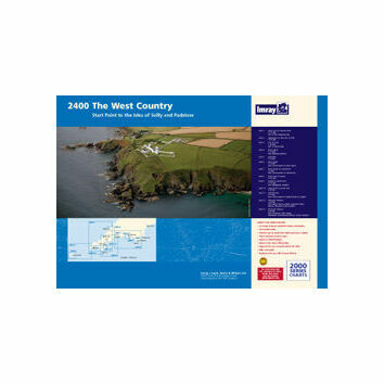 2400 The West Country Imray Chart Pack