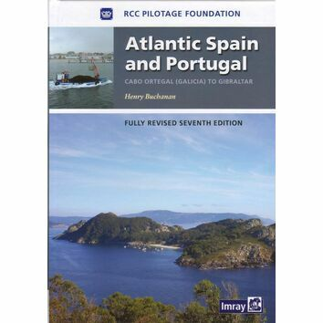 Imray Atlantic Spain and Portugal 7th Edition