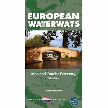 Imray European Waterways Map And Directory (5th Edition)