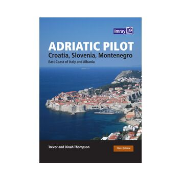 Imray Adriatic Pilot 7th Edition