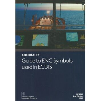 Admiralty NP5012 Guide to ENC Symbols used in ECDIS