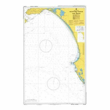 AUS347 Backstairs Passage to Cape Martin Admiralty Chart