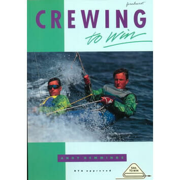Crewing to Win By Andy Hemmings (slight fading to cover)