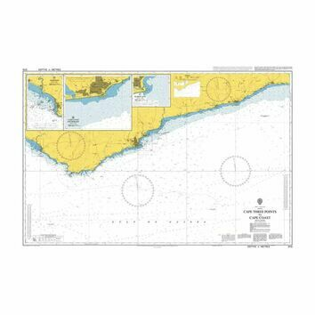 3113 Cape Three Points to Cape Coast Admiralty Chart