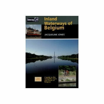 Imray Inland Waterways of Belgium