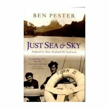 Just Sea & Sky (England to New Zealand the hard way)