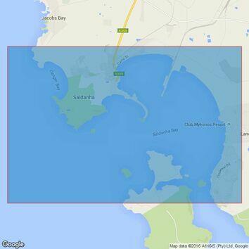 1236 Saldanha Bay Admiralty Chart