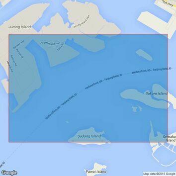 4032 Sinki Fairway Admiralty Chart