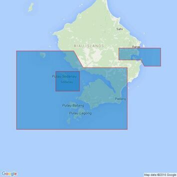 2140 Plans in Bunguran Admiralty Chart