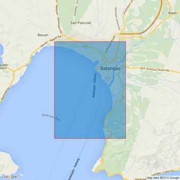 3558 Batangas Admiralty Chart