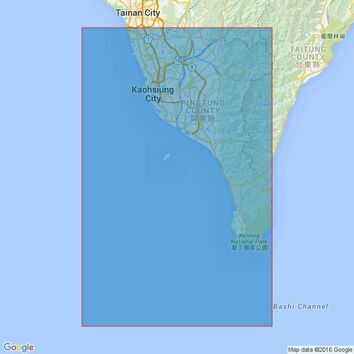 3232 O-Luan Pi to Kao-Hsiung Kang Admiralty Chart