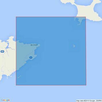 1803 Hokkaido South East Coast Admiralty Chart