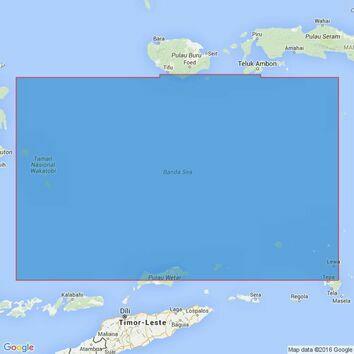 3239 Banda Sea Admiralty Chart