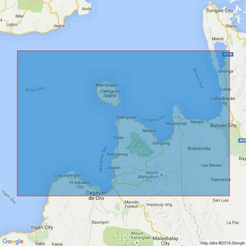 4472 Initao Point To Butuan Bay Admiralty Chart