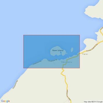 378 Savusavu Bay Admiralty Chart